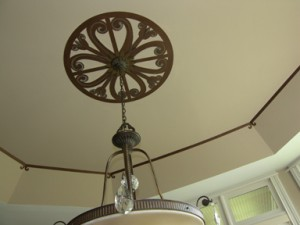 Old World - Medallion for ceiling