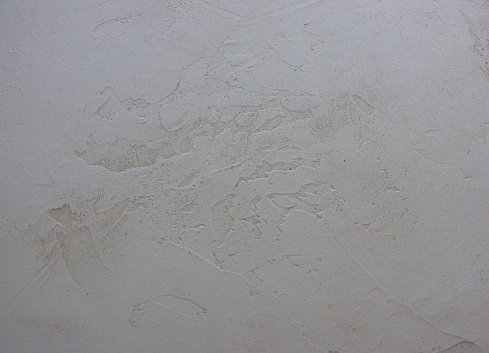 Decorative Plaster - with aging glaze
